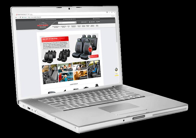 WALSER Online Shop